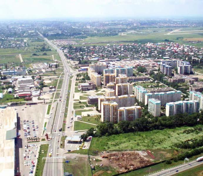 Прикубанский округ